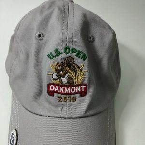 USGA Accessories - US Open Oakmont Member 2016 Baseball Cap Golf Hat